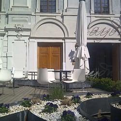 Café Maskaron, Eisenstadt, Burgenland, Austria