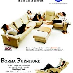 Forma Furniture logo