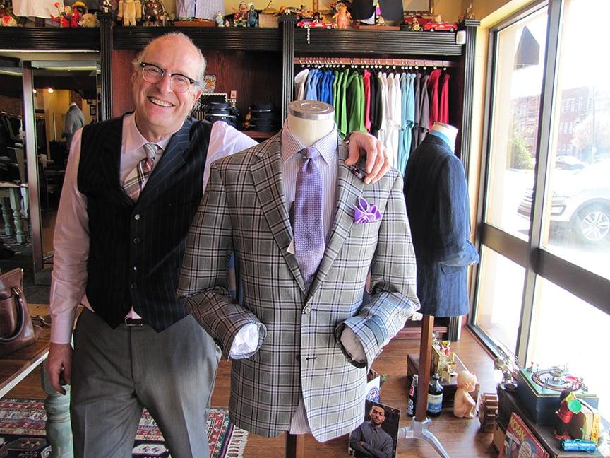 Bruce Julian Clothier - Shoe Stores - 2913 Selwyn Ave - Charlotte, NC ...