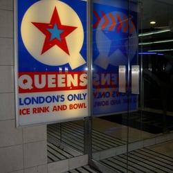 Entrance of Queens