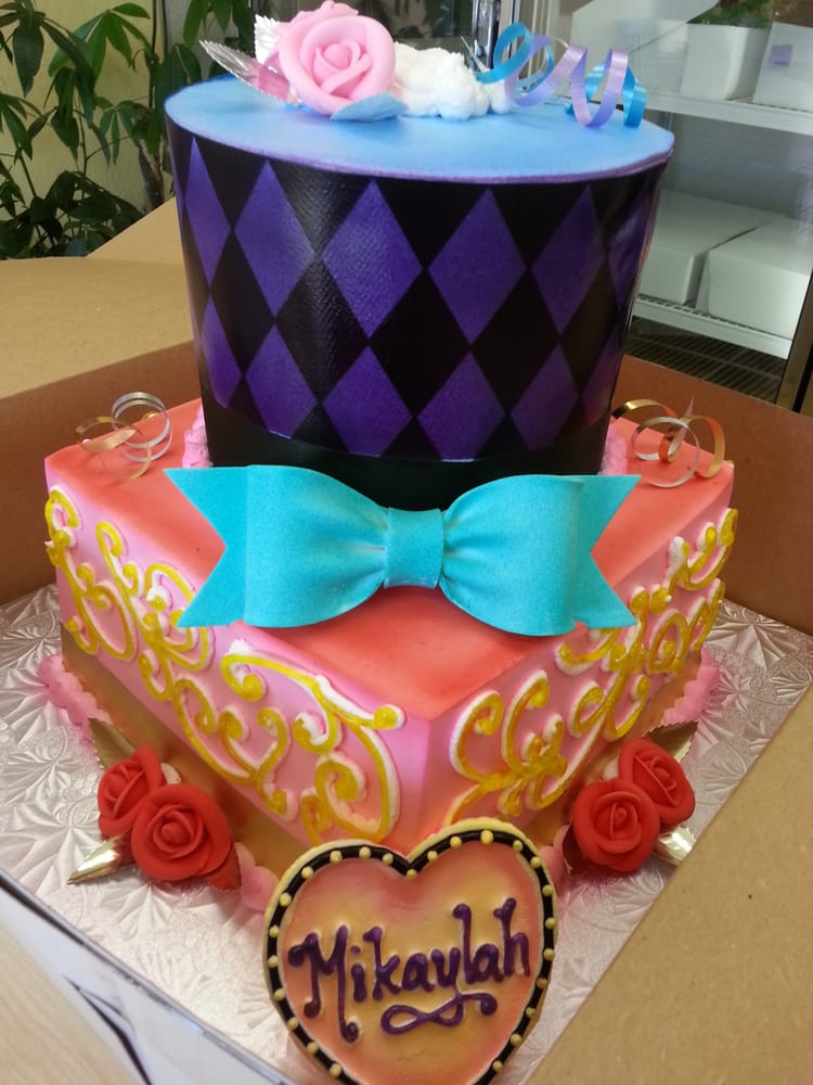 Ever After High Cakes Themed Cake Minias Bakeshop