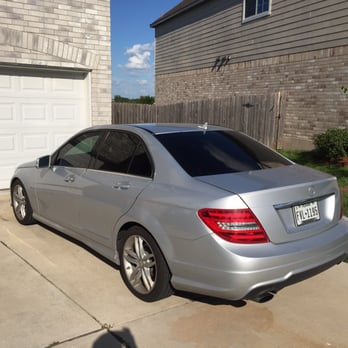 Sunbusters window tinting 34 photos auto glass for Mercedes benz window tint