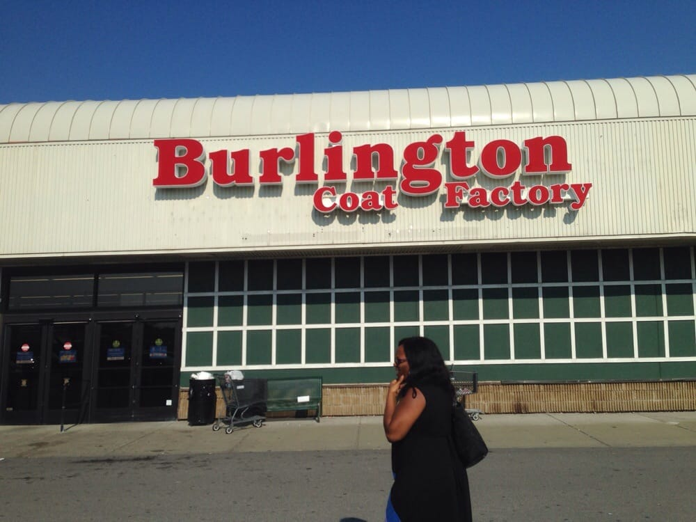 Burlington Coat Factory opened its first store in and now owns and operates over stores in 44 states and Puerto Rico selling discounted brand name shoes and .