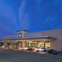 Park place motorcars fort worth mercedes benz dealer for Mercedes benz dealers in texas