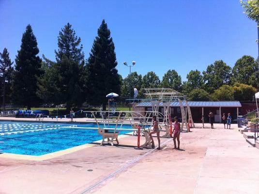 San Ramon Olympic Pool Aquatic Park San Ramon Ca Usa Yelp