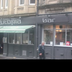 Utopia Bar, Edinburgh