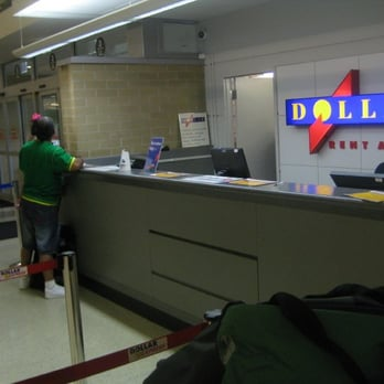 Dollar Car Rental Midway Airport
