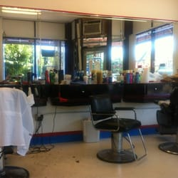 ... Barbershop - Hartford, CT, United States. Inside the barber shop