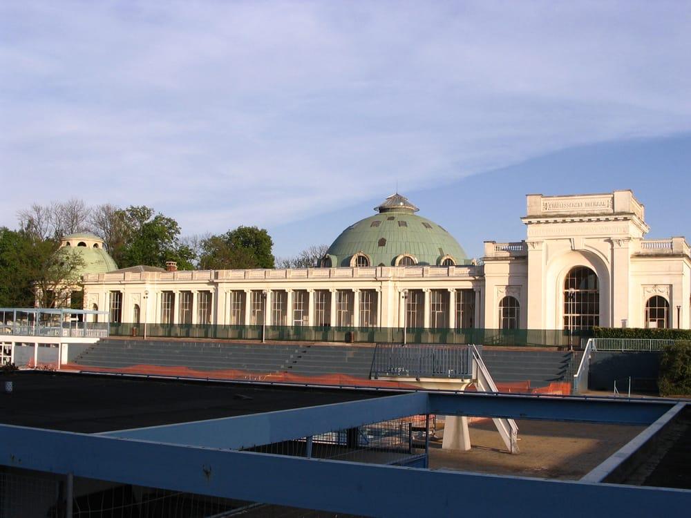 Piscine olympique avec bassin de 50m yelp - Nancy thermal piscine ronde ...