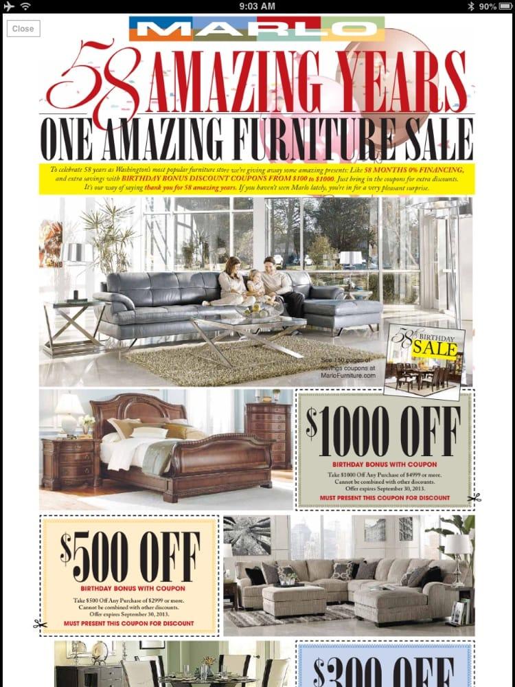Marlo Furniture Alexandria Va Yelp