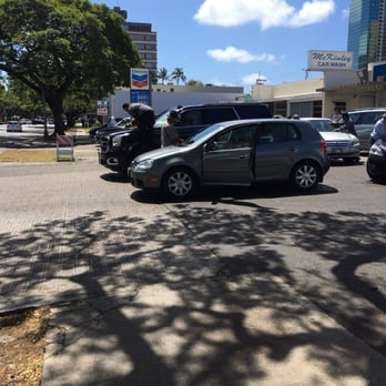 Mckinley Car Wash Honolulu Hi