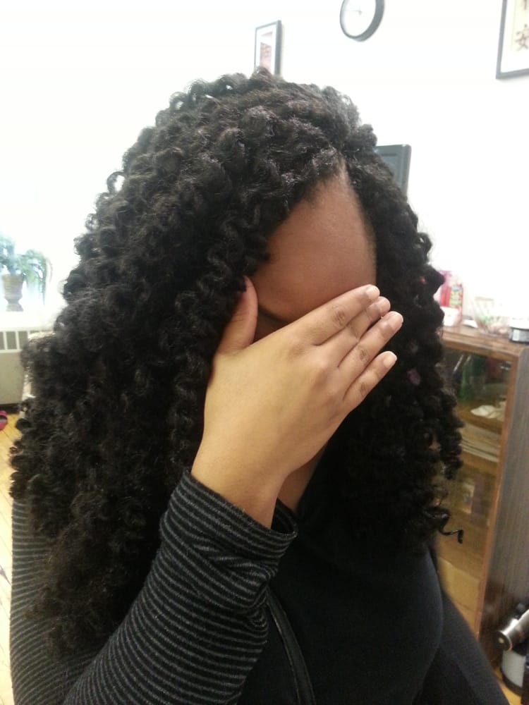 Hair Braiding - Chicago, IL, United States. Marley hair crochet braids ...