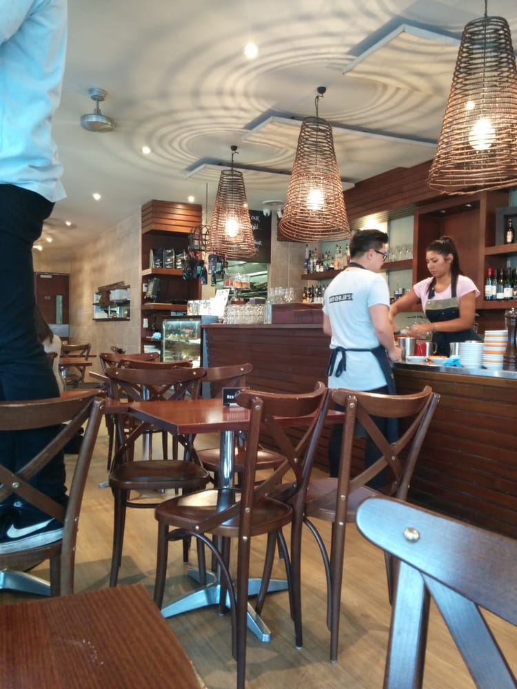 Mocha jo s cafe bar restaurant foton caféer