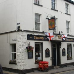The Grapes, Ulverston, Cumbria