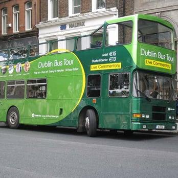 Bus Eireann Tour Reviews