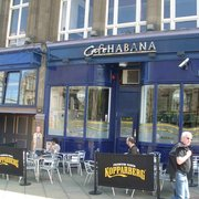 Cafe Habana, Edinburgh
