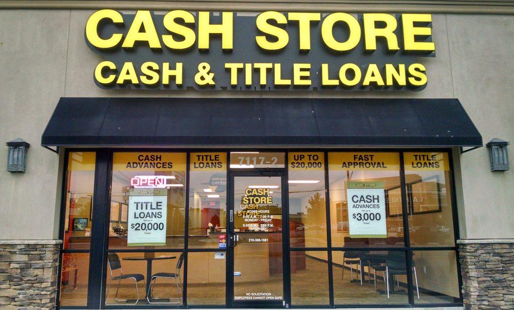 San antonio payday loan
