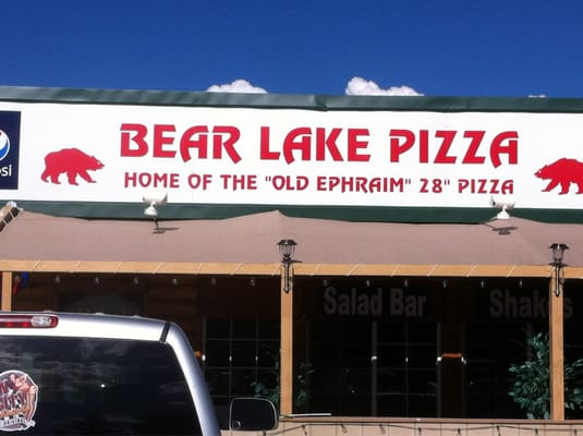 Bear lake pizza pizza garden city ut yelp Garden city pizza