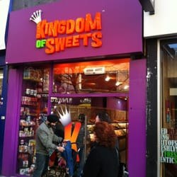 Kingdom Of Sweets, London