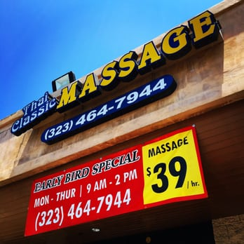 gay massage with a happy ending Los Angeles, California