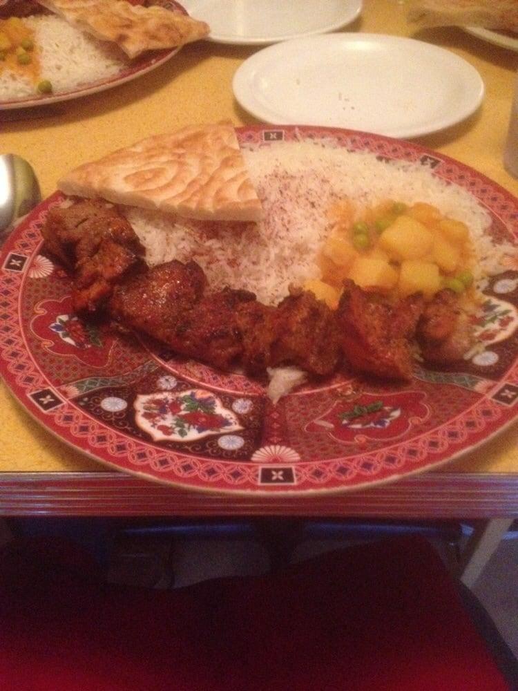 Sameem afghan restaurant afghan forest park southeast for Afghan cuisine menu