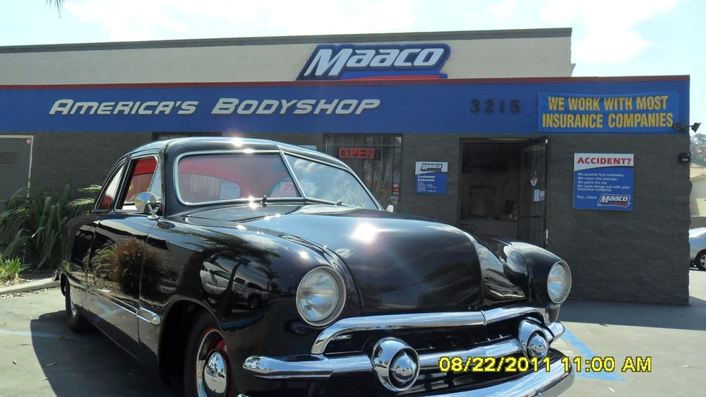 Maaco auto painting bodyworks 21 photos body shops for Maaco paint reviews