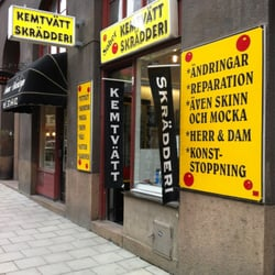 skräddare skinn stockholm
