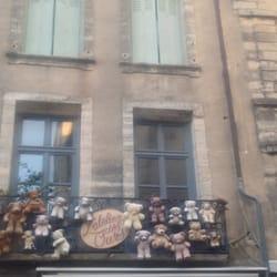 Teddybär-Verkauf