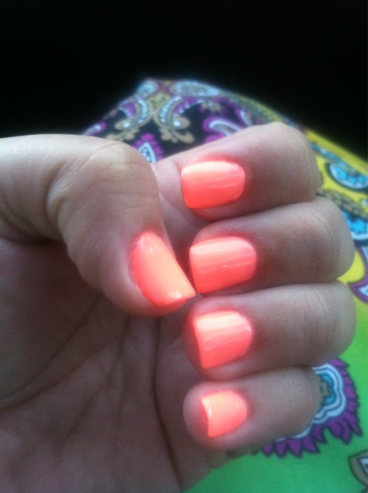 Bright Summer Orange