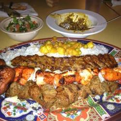 Sameem afghan restaurant afghan forest park southeast for Afghan cuisine manchester