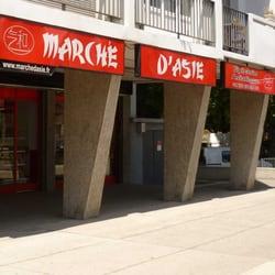 Marché d'asie, Grenoble