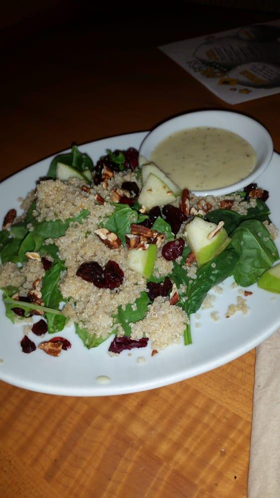 Super Spinach Quinoa Salad Yelp
