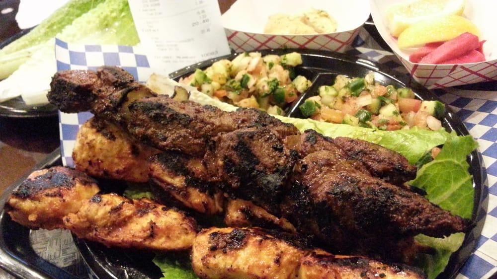 Skewered Greek Salad forecasting