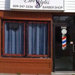 Artes Barber Shop, Atlantic City, NJ by Victor L.