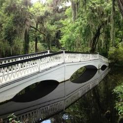 Magnolia Plantation Gardens Charleston Sc United States Bridges Everywhere