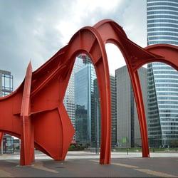 Alexander Calder: Red Spider / 1976