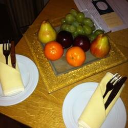Frisches Obst mitten im Winter. Einfach…