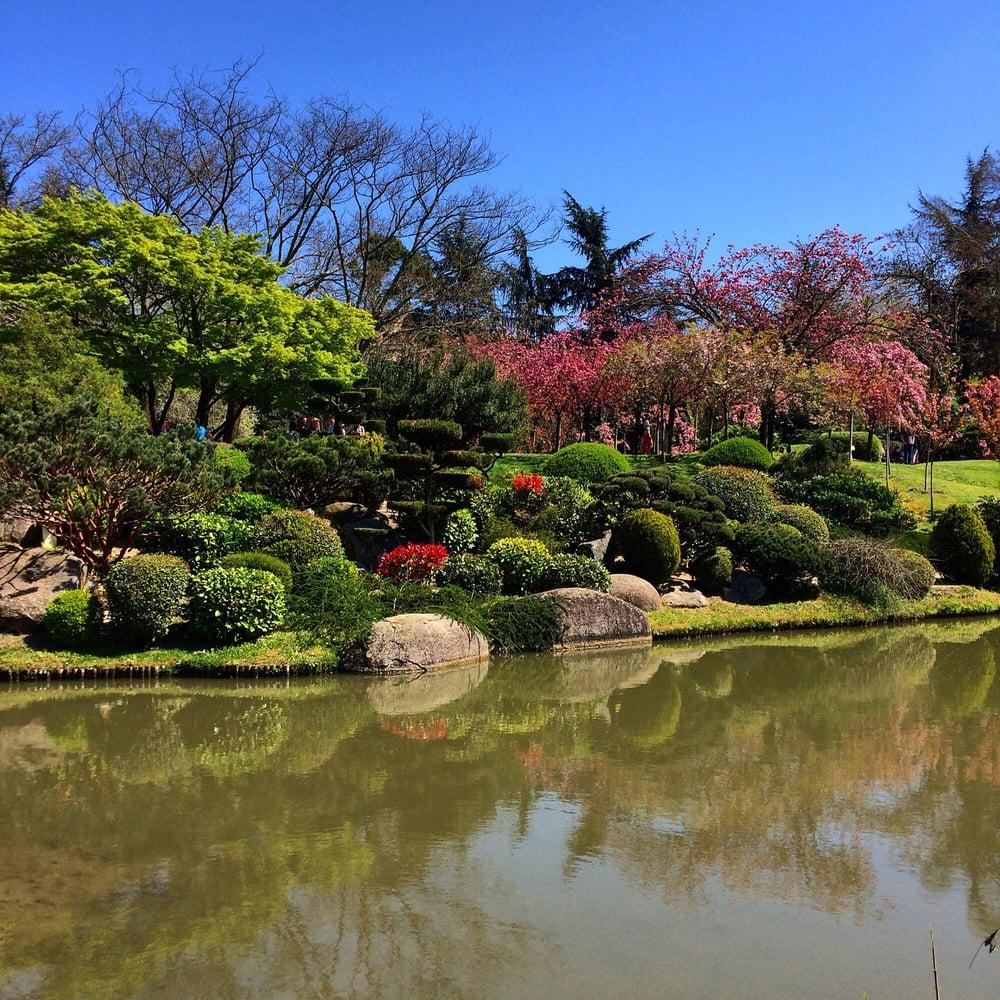 Jardin japonais 71 photos park forests compans for O jardin gourmand toulouse