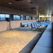 CityView Raquet Club - Dance Floor in the Lounge - Long Island City, NY, Vereinigte Staaten