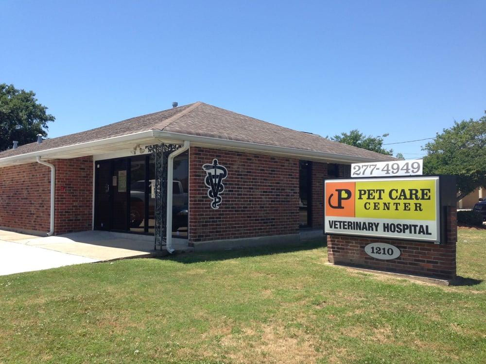 pet care center chalmette   we are located at 1210 e judge