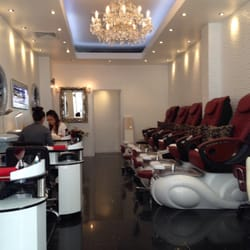 Kensington nails beauty salon waxing london yelp - Nail salons in london ...