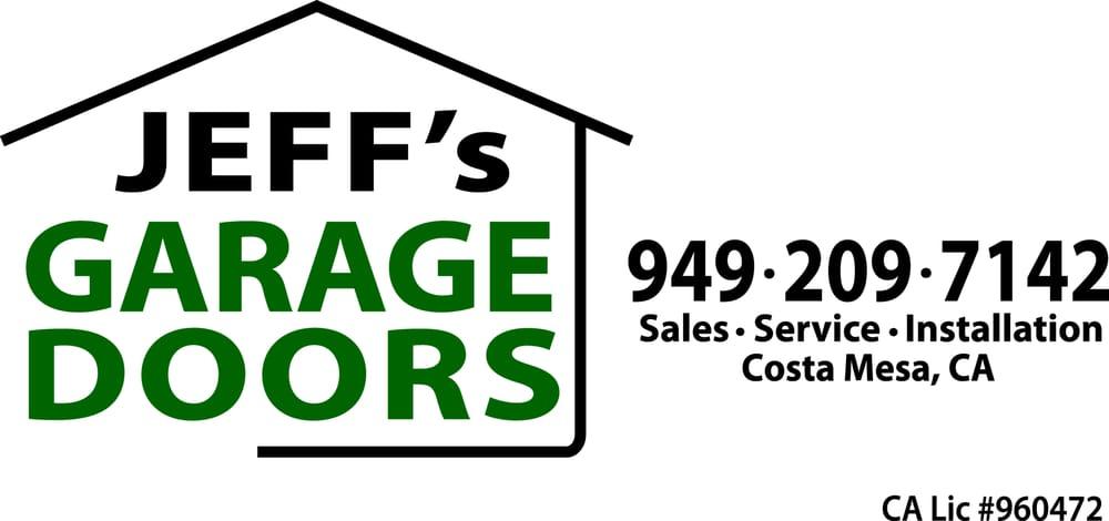 Jeff S Garage Doors Garage Door Services Costa Mesa