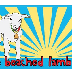 The Beached Lamb Cafe, Newquay, Cornwall