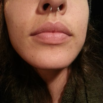 Body electric tattoo piercing re piercing of my septum for Body electric tattoo piercing los angeles ca