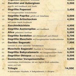 Taverne zum Griechen, Neu-Ulm, Bayern