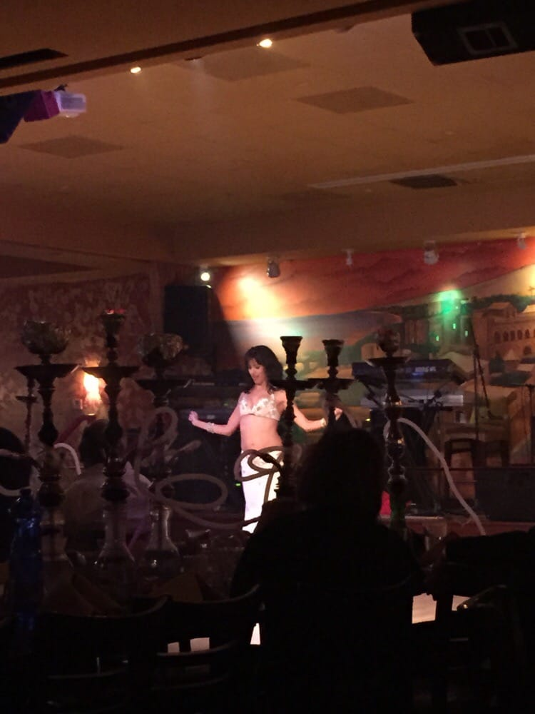 Cafe Byblos Houston Reviews