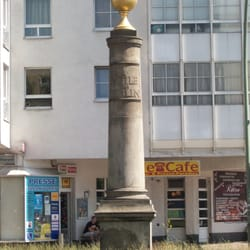 Meilenstein/Meilensäule, Berlin