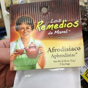 Vallarta Supermarket No 12 - This is disturbing. An aphrodisiac remedy by mother! ;) - Canoga Park, CA, Vereinigte Staaten
