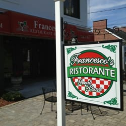 Francesco S Pizzeria Restaurant Suffield Ct