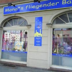 Mona's fliegender Basar, Berlin